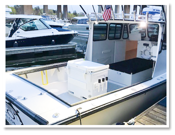 cos cob charters, long island sound, fishing charters
